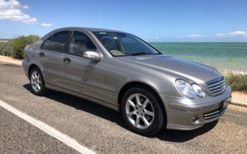 Rent Mercedes Benz C Class